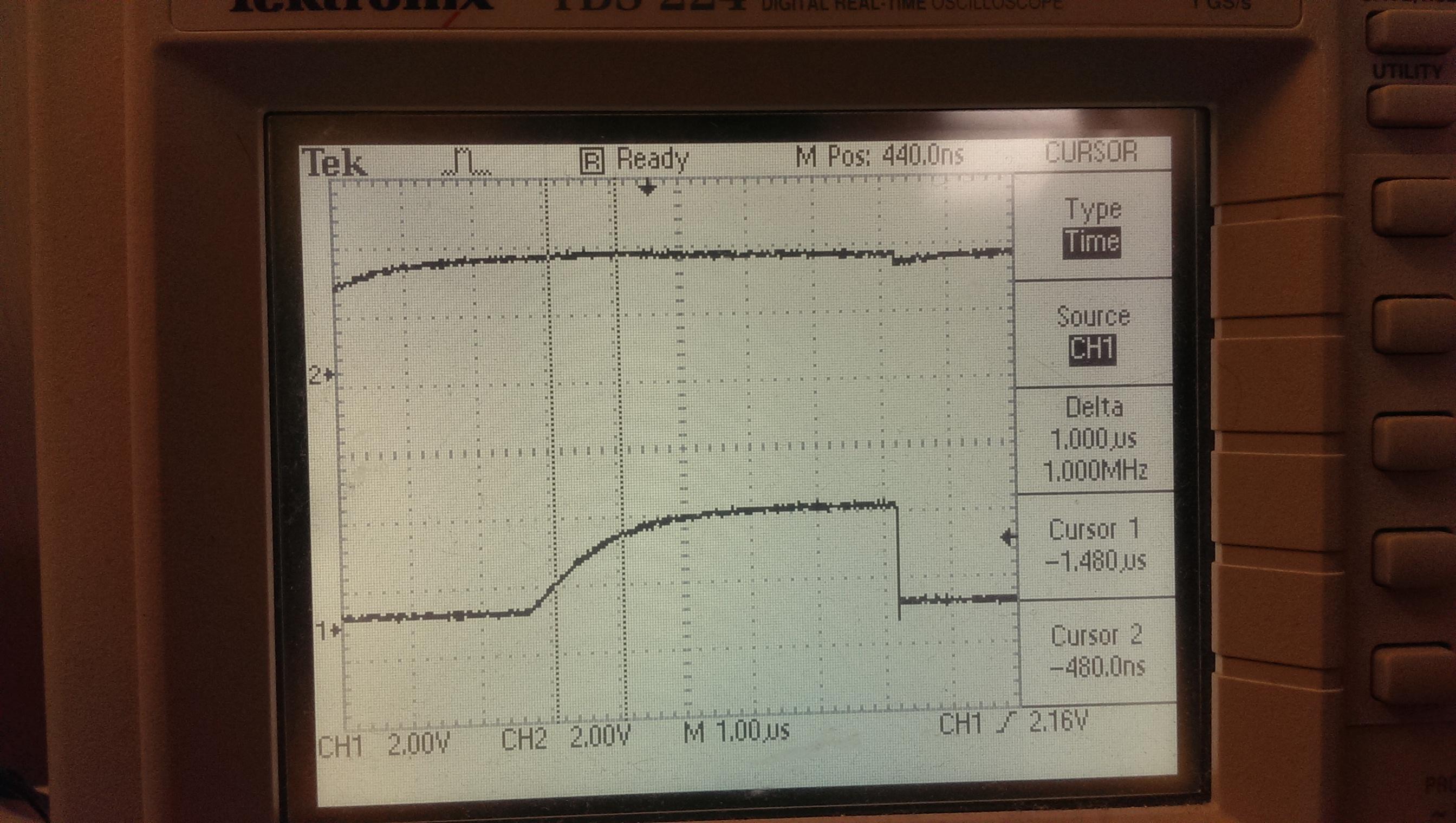 Apparent i2c byte framing error on Beaglebone Black  - Processors