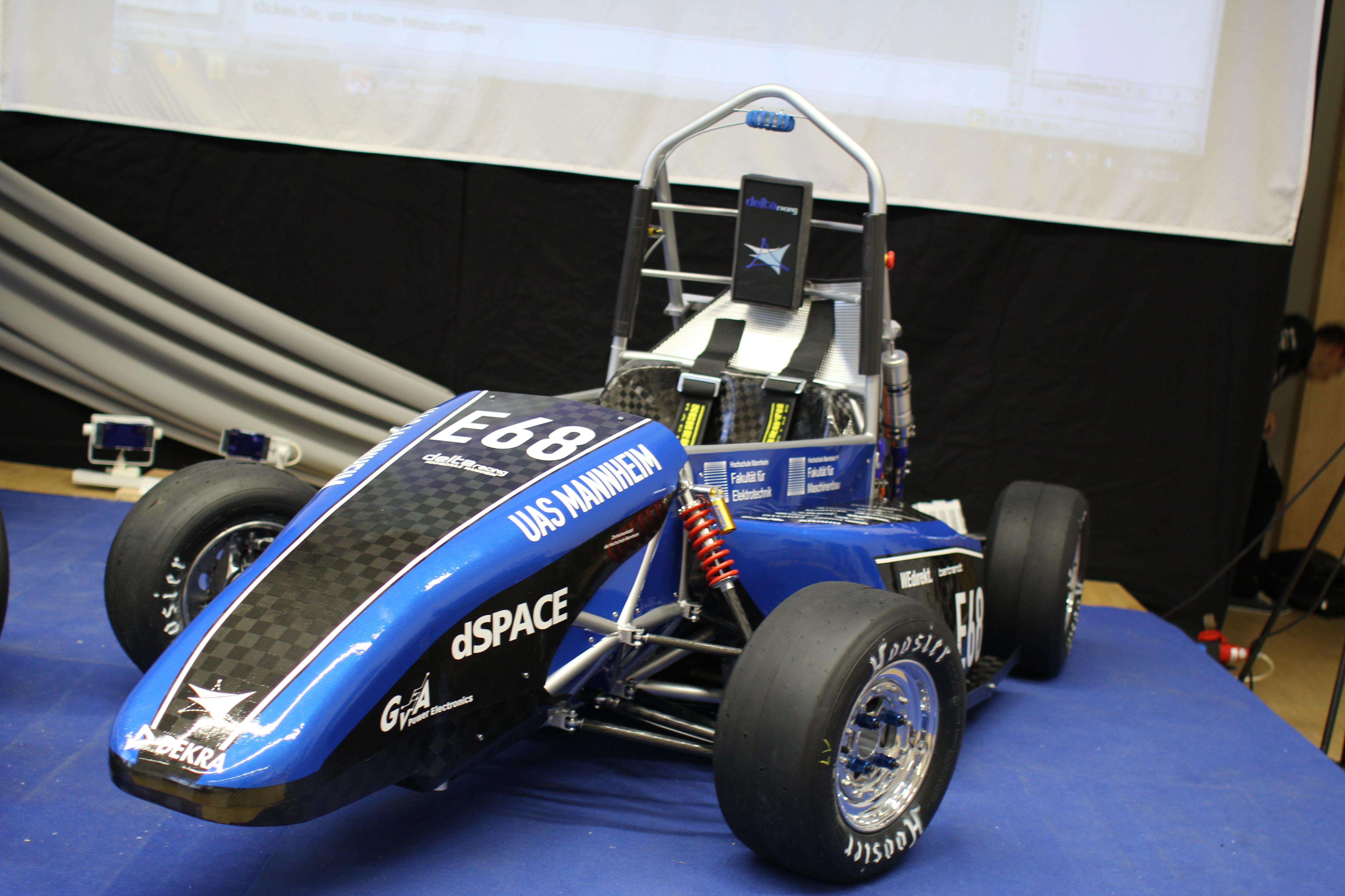 Can I Drive A Formula  Car
