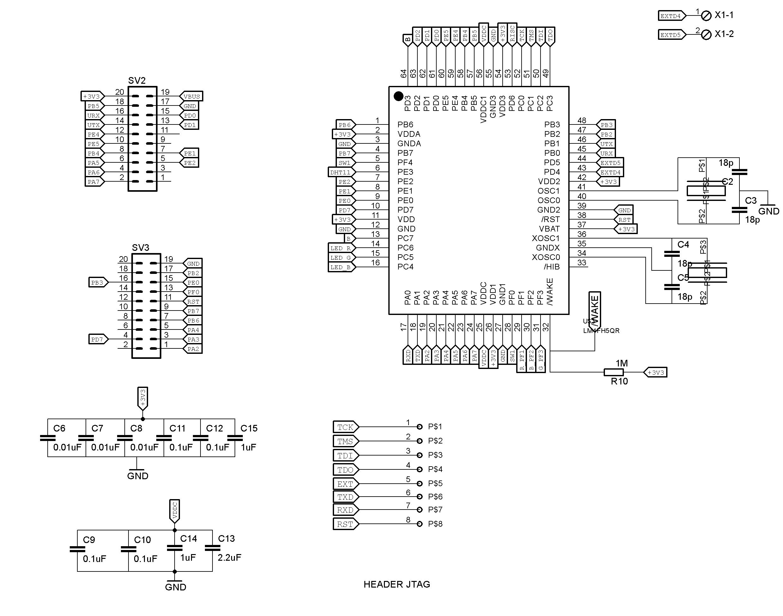 resolved  custom board jtag programming