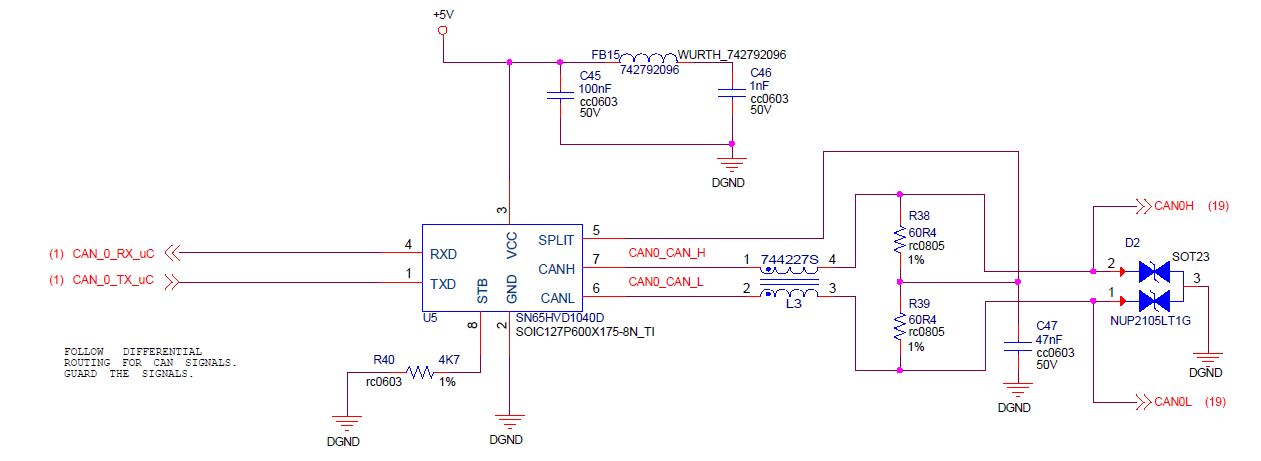 TM4C123GH6PM: CAN Bit time calculation  - Other microcontrollers
