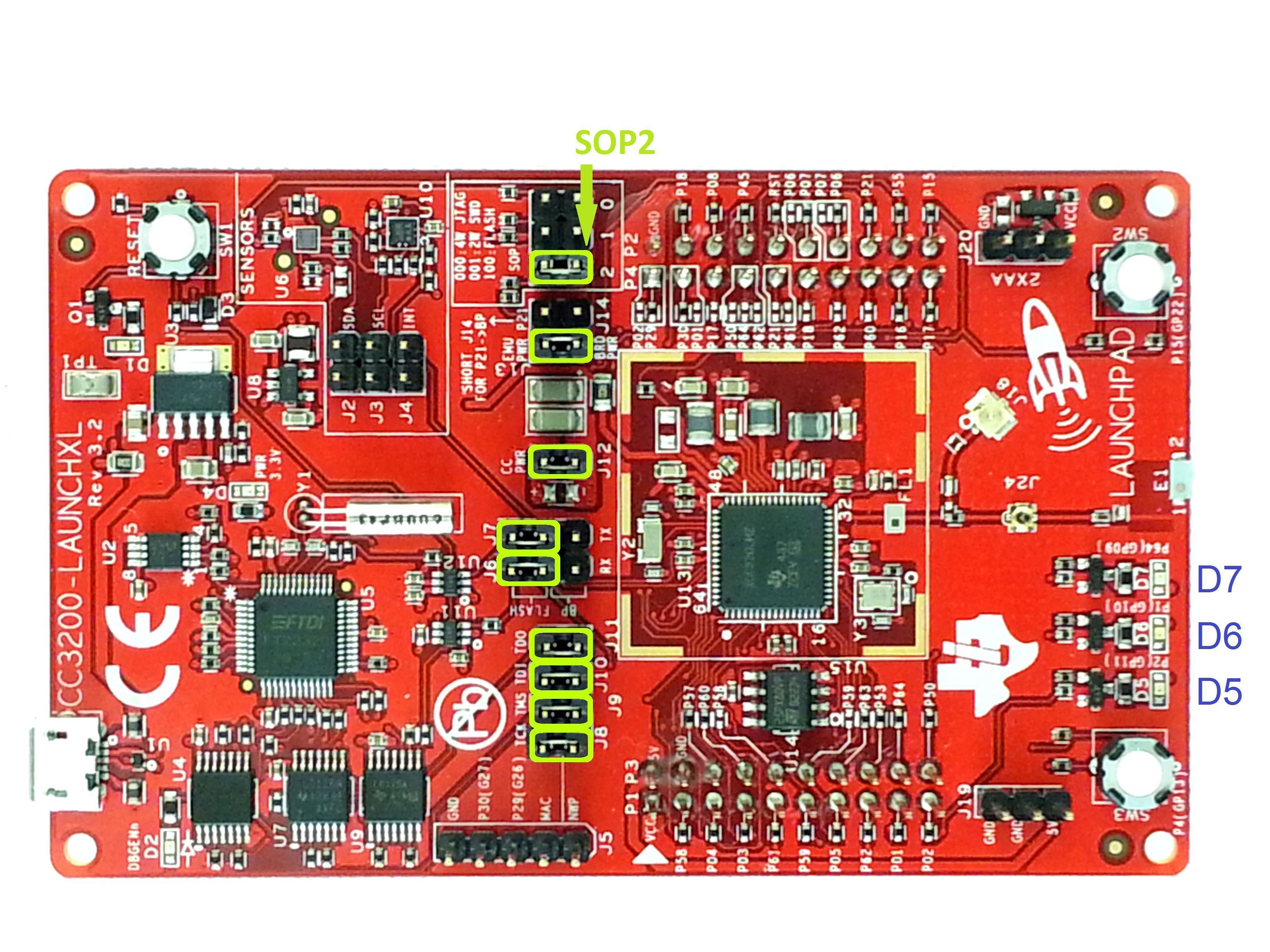 Cc3200 Launch Pad Does Not Turn On Wi Fi Forum Ti E2e Highspeed Amplifier Circuits Analog Wire Blogs Community I Tried Pressing The Reset Button And Placing Jumper Sop2 Again But It Did Work Launchpad Is Detected By Computer Can Be
