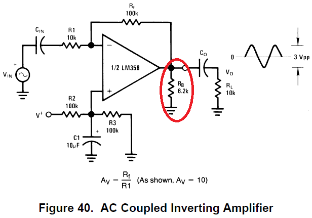 resolved  lm358  lm358-n question - ti precision labs op amps forum