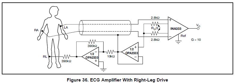 ina333    ecg application - precision amplifiers forum - precision amplifiers