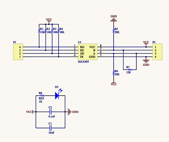 Resolved Rs485 Ic Inputs Need Pullups Industrial Interface Rhe2eti: R S Arduino Board Schematic At Elf-jo.com
