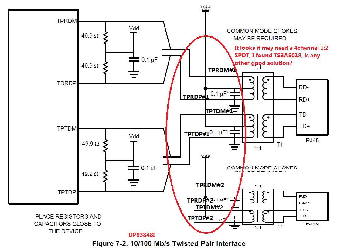 analog switch wiring diagram
