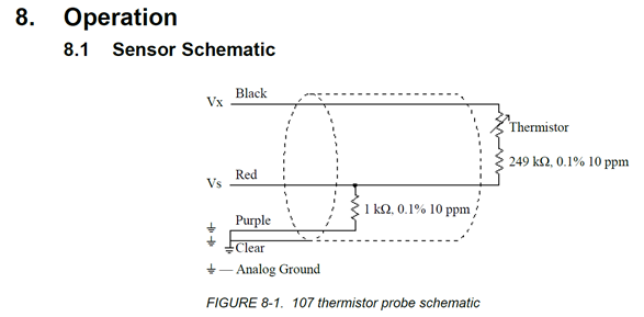 Ads1220 Help With Interfacing To Three Wire Thermistor