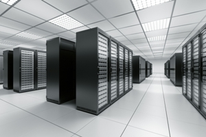 Picture of Data Center