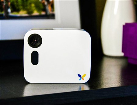 Showcased at ces butterfleye cam keeps eye on your home for Innovative home products