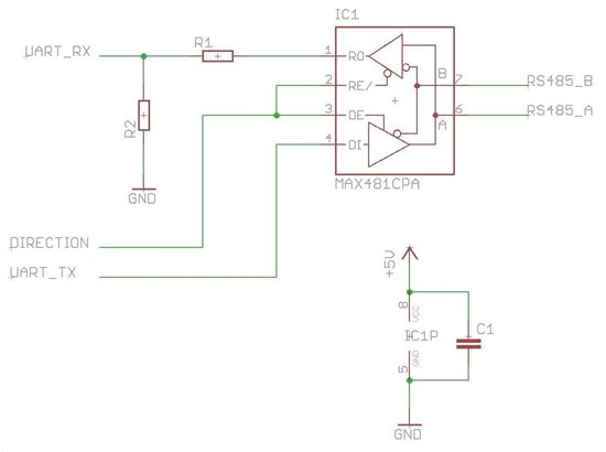 resolved  rs232 to rs485 ttl level  - industrial interface forum - industrial interface