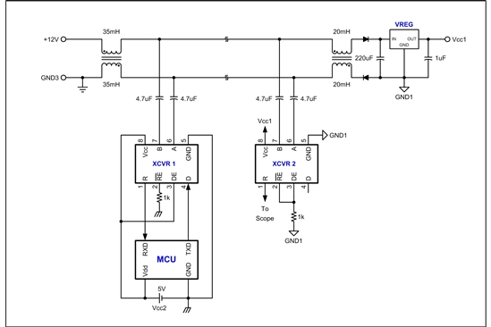 Wire Rs Connections additionally  together with Fostc Wire Wire Rs Connections as well Rs Topology Wire furthermore Vsipf Busb Bto Brs Bconnection. on 2wire rs485 wiring diagram