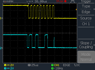 Resolved] First time using I2C with MSP430G2553, having