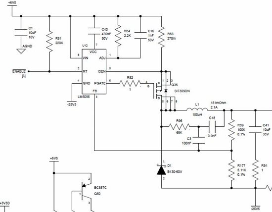 resolved lm5085 usage in inverted buck boost topology power rh e2e ti com