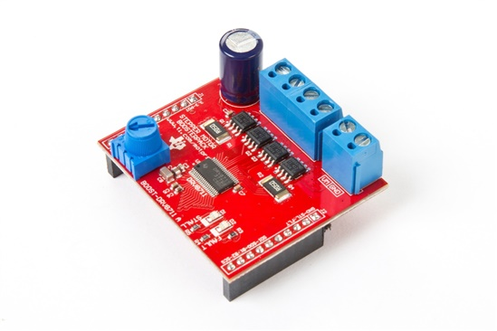 Spin it get your own stepper motor boosterpack boost for Ti stepper motor driver