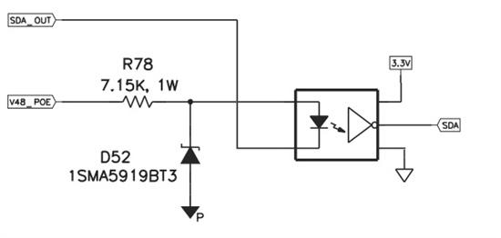 tps2384 poe pse power manager