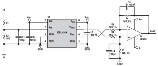 resolved  how to create opto coupler or opto isolater in tina